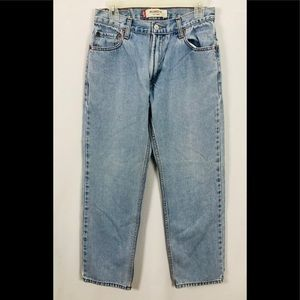 Levi's 550 Jeans Size 30 relaxed fit